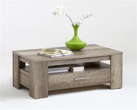 table basse avec tiroir de rangement petite table basse