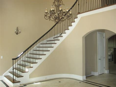 Modern Stair Railing Cost