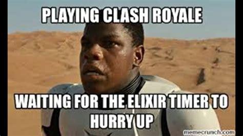 Epic Clash Royale Memes Compilation! 2017!