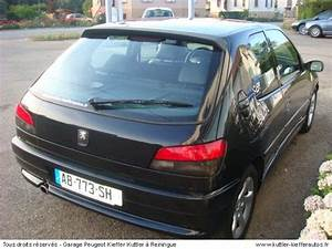 Peugeot 306 Occasion : peugeot 306 s16 bv6 1998 occasion auto peugeot 306 ~ Medecine-chirurgie-esthetiques.com Avis de Voitures