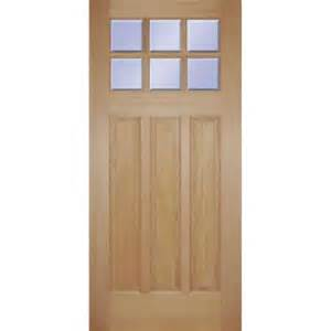 Exterior Slab Doors Home Depot