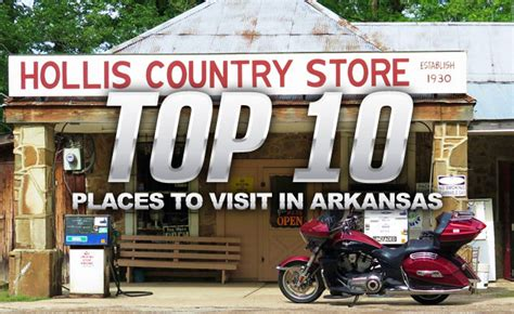 Top 10 Places To Visit In Arkansas