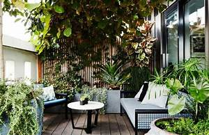 Amenagement Petite Terrasse Exterieur : am nagement de terrasse astuces pour un bel ext rieur ~ Melissatoandfro.com Idées de Décoration