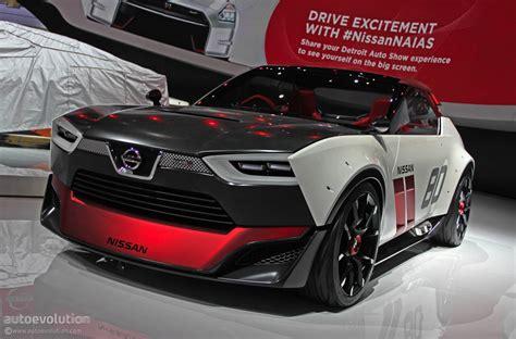 Nissan IDx Nismo Is a Retro Sportscar in Detroit [Live Photos] - autoevolution