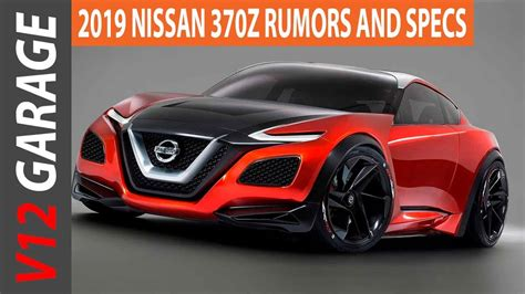 Nissan 370z Horsepower by News 2019 Nissan 370z Redesign And Specs