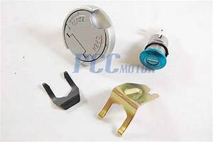 5 Wire Ignition Key Switch Lock System 49cc 50cc Scooter Moped Motorcycle H Ks12