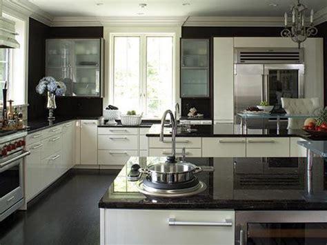 black countertop options black granite countertops a daring touch of