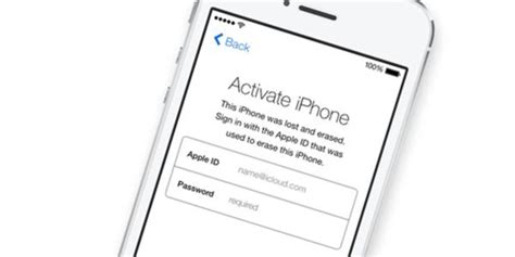 iphone activation lock want to buy a secondhand iphone here s how to check if it 11578
