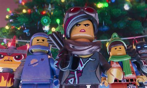 lego movie second part trailer holiday emmet christmas weihnachten apocalypseburg kurzfilm promobricks