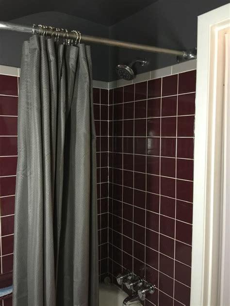shower curtain rail sloping ceiling curtain menzilperde net