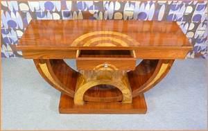 Art Nouveau Mobilier : console style art d co meubles art d co lampe tiffany ~ Melissatoandfro.com Idées de Décoration