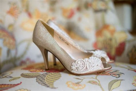 referensi sepatu cantik  mempelai wanita