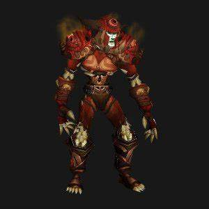 Warcraft Wardrobe  Cataclysm Combos