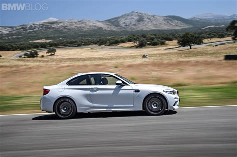 Review Bmw M2 Competition by Edmunds Tests The Bmw M2 Competition