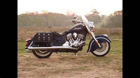 Review Indian Chief by 2015 Indian Chief Classic Review