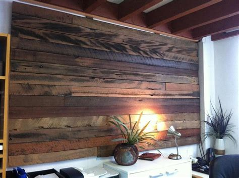 how to build a timber feature wall rustic feature wall panels recycled timber ebay