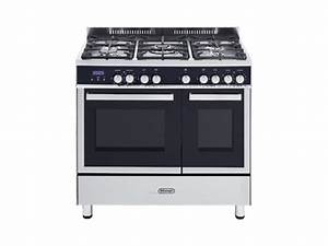 Double Oven With Gas Cooktop