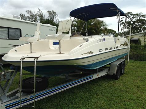 Key West Deck Boats by Key West 210ls 1998 For Sale For 9 900 Boats From Usa