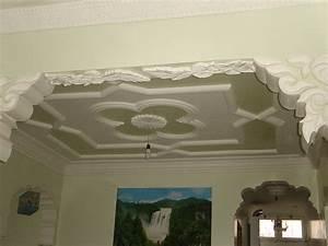 decor platre maroc chaioscom With decoration salon avec platre