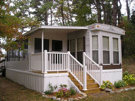 Front Porch Ideas For Manufactured Homes