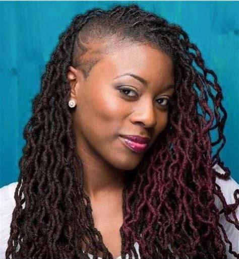 Hairstyles For Locks by 30 Gorgeous Sisterlocks Styles