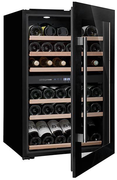 installing wine cooler in existing cabinet avintage premium integrated wine cooler av46cdzi 1 w