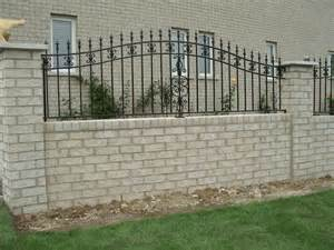 Wrought Iron Fences and Gates Designs