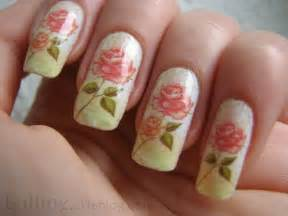 Nail art water decals