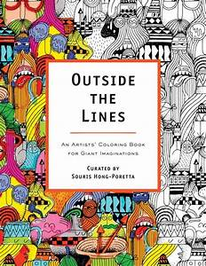 A Quirky Coloring Book Featuring Keith Haring, Shepard ...