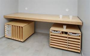 Plywood desk Interiors - Other Price Prices Sales