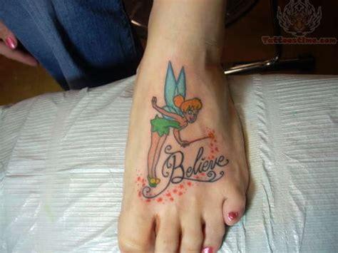 cute tinkerbell tattoos
