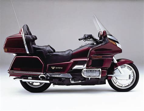 honda goldwing 1500 1995 honda gl1500se gold wing moto zombdrive