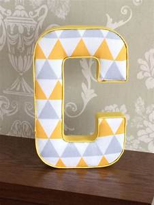 1000 images about alphabet craft fabric covered letters With decorative fabric letters