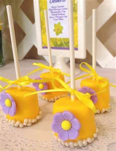 Mother's Day - Yellow Daffodils Cake Pops - Cake Pops and ...