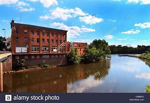 The Confluence Project in downtown Eau Claire, WI is ...