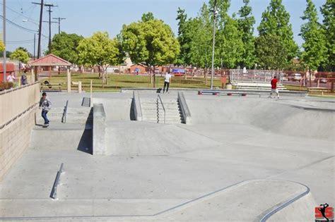 Bell Gardens Skatepark  Bell Gardens, Ca  West Coast