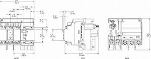 C-series Elci Main Circuit Breaker  240v Ac 50a