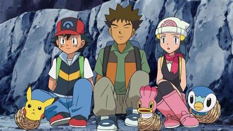 pokemon dp screen cartoon fanatics image  fanpop