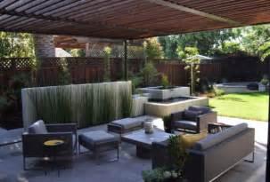 ideen gartenterrasse how to create a modern rustic backyard