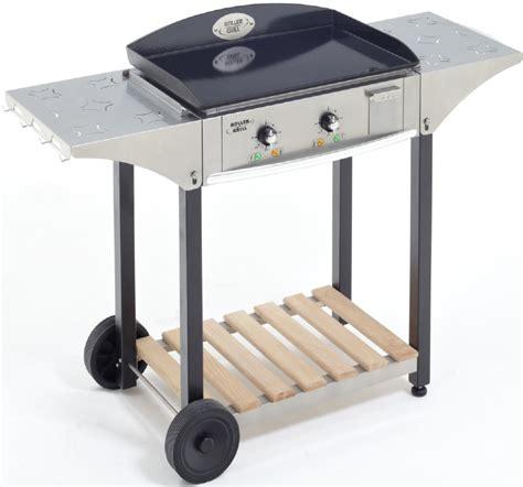roller cuisine roller grill kit cuisine extérieure basic pour plancha