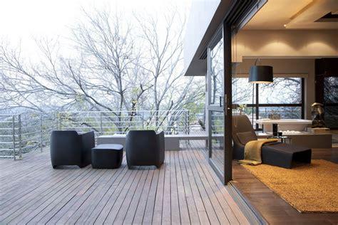Home Terrace : Modern Luxury Home In Johannesburg