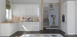 Moderne Küchen L Form : moderne landhausk che u form ~ Sanjose-hotels-ca.com Haus und Dekorationen