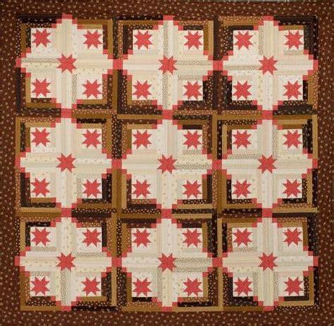 log cabin quilt patterns amalie s log cabin designer pattern robert kaufman fabric