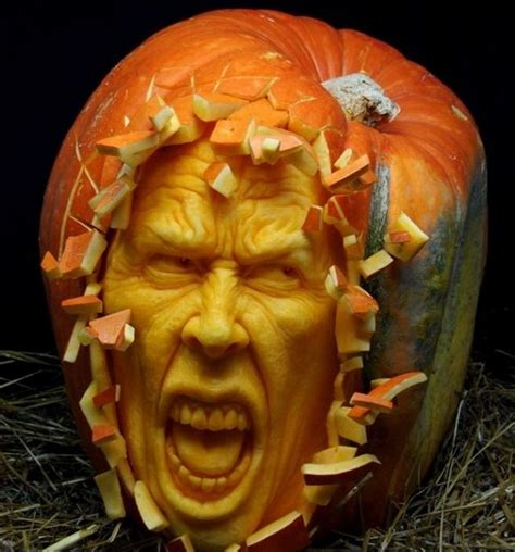 amazing fruit  vegetable carving   collection