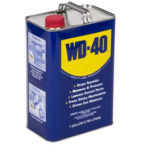 WD-40 1 Gallon Heavy Duty Lubricant