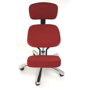 jobri betterposture knee jazzy kneeling chair bp1446rd