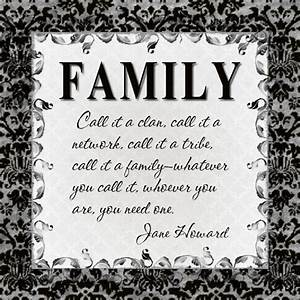 Not Blood Famil... Family Blood Quotes
