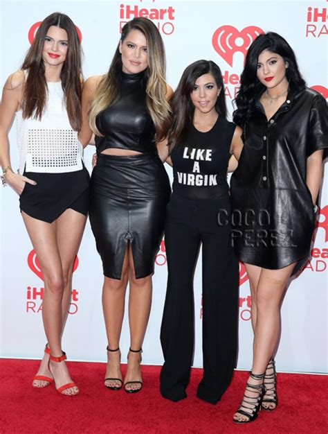 Khloe Kardashian Brings Engagement Ring & Leather Getup ...