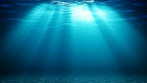 Bright Water Animated Wallpaper - looping animation of waves from underwater light