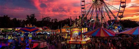 fall festivals agricultural fairs  frederick md  great frederick fair